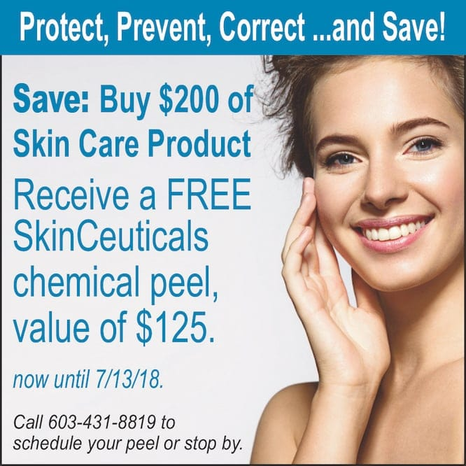 Skin Care Promo